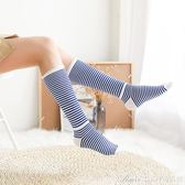 襪子女堆堆襪純棉韓版中筒襪純棉女士夏季日系長筒襪韓國女襪薄款艾美時尚衣櫥