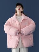 棉衣棉服2020年新款女潮ins冬季韓版寬鬆短款面包服棉襖chic外套
