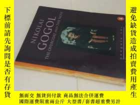 二手書博民逛書店the罕見overcoat and the noseY12510