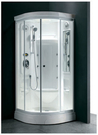 【麗室衛浴】淋浴蒸氣房 S-120  900*900*2150mm