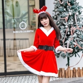 聖誕節衣服女性感成人兔女郎cos夜場舞會聖誕老人衣服ds演出服裝  poly girl