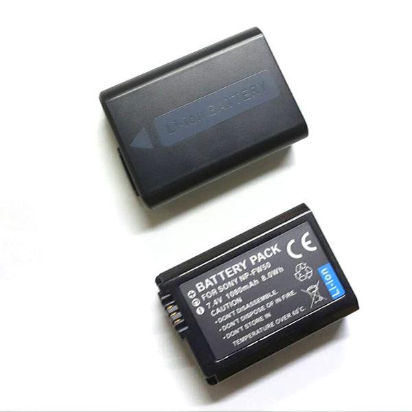 【EC數位】SONY 索尼 NP-FW50 鋰電池 QX1L QX1 鏡頭 A7 A7R A33 A55 A6000