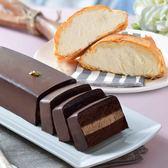 艾波索【法式絲綢巧克力蛋糕&牛奶千層冰心泡芙3入】蘋果日報蛋糕評比-季軍