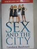 【書寶二手書T1/原文小說_C2D】Sex and The City 慾望城市_BUSHNELL