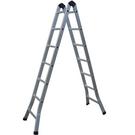 祥江鋁梯-擴孔式二關節梯14.5尺...
