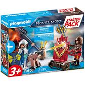 playmobil 摩比人積木 騎士對決入門組_PM70503