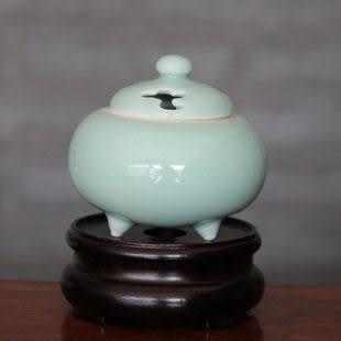 龍泉青瓷雲壇佛教香道零配用品