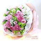 『母親節花束』典雅