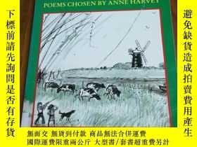 二手書博民逛書店Shades罕見of Green (Red Fox Poetry) 綠色陰影(紅狐詩)Y12800 Anne;