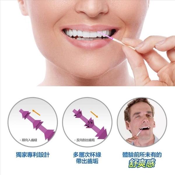 台灣現貨! 奈森克林 40入柔滑齒間刷(4S~SS) 附贈攜帶盒 齒間刷 剔牙刷 口腔清潔 齒垢 口腔保護