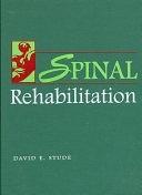二手書博民逛書店 《Spinal Rehabilitation》 R2Y ISBN:0838536859│McGraw-Hill Professional Publishing
