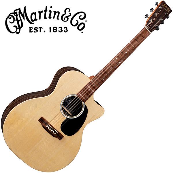 Martin GPCX1AE 20th Anniversary 嚴選錫特卡雲杉單板電木吉他 - 拾音器Fishman® Sonitone