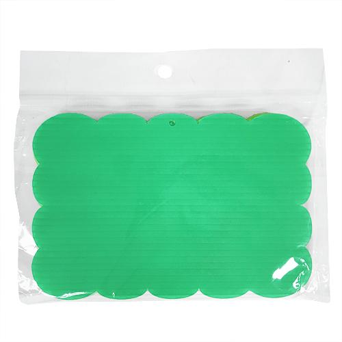 PP大波浪瓦楞板 A6 5入 15x10x0.3cm (混色) E090206