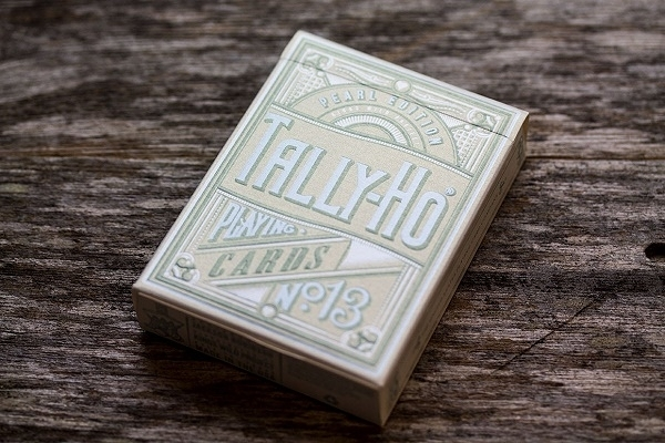【USPCC 撲克】PEARL TALLY HO LTD白盒 PLAYING CARDS