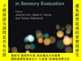 二手書博民逛書店Time-Dependent罕見Measures of Perception in Sensory Evaluat