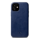 Alto iPhone 12 mini 真皮手機殼背蓋 5.4吋 Original 360 - 海軍藍【可加購客製雷雕】皮革保護套