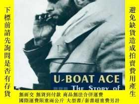二手書博民逛書店U-boat罕見AceY256260 Jordan Vause Us Naval Institute Pres