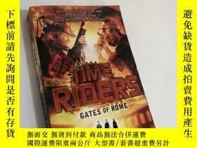 二手書博民逛書店TIME罕見RIDERS GATES OF ROMEY17474