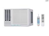 【SANLUX台灣三洋】2-3坪窗型高效能冷氣(220V電壓)。左吹式/SA-L22FEA