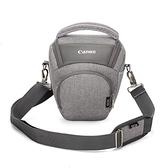 佳能相機包便攜男女單反三角包77D800D70D80D750D6D60D5D4攝影包【快速出貨】