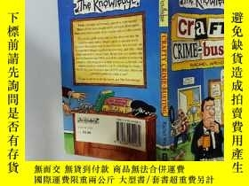 二手書博民逛書店Crafty罕見Crime-Busting:狡猾的破案Y200392