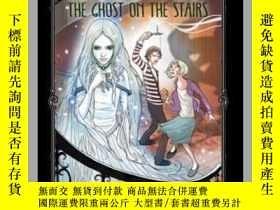 二手書博民逛書店The罕見Ghost on the StairsY362136 Chris Eboch M. M.... Al