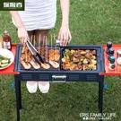 燒烤爐家用戶外燒烤架碳烤肉爐子架子野外木炭不銹鋼全套燒烤用具 ATF 艾瑞斯