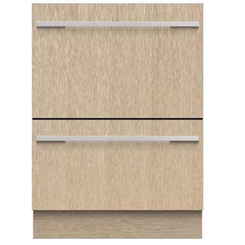 【零利率】 Fisher & Paykel 菲雪品克 DD60DHI9 雙層 設計師款 嵌門板 抽屜式 洗碗機  贈標準安裝