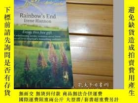 二手書博民逛書店Rainbow s罕見End Irene HannonY1986