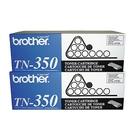 【二支組合】BROTHER TN350 黑色原廠碳粉匣 適用FAX-2820 2920 2040 2070 7220 MFC-7225N 7420/7820N