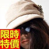 畫家帽-甜美防曬經典女遮陽帽57j65[巴黎精品]