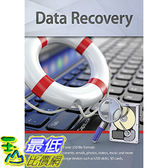 [106美國直購] 2017美國暢銷軟體 Data Recovery - Complete Recovery of Over 550 File Formats