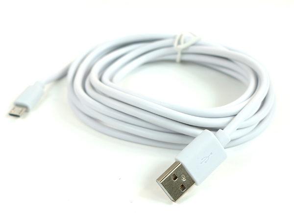 ◇加長款↗線長300公分 Micro USB 傳輸線◇NOKIA MOTOROLA TWM BLACKBERRY 宏碁 ACER 充電線