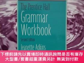 二手書博民逛書店英語語法要點解析及練習冊罕見The Prentice Hall Grammar Workbook by Jeane