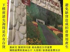 二手書博民逛書店LANDSCAPING罕見Principles and Practices (5th Edition)Y583