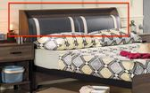 8號店鋪 森寶藝品傢俱 c-02 品味生活 臥房 床頭箱系列  315-2布里斯5尺床頭箱