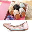 現貨 圓頭蛋卷鞋軟底舒適娃娃鞋女鞋......