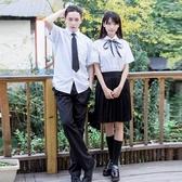 日系水手服學生裝班服校服女軟妹JK制服百褶長裙演出服學院風套裝