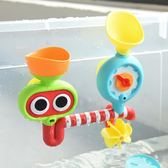 金豬迎新 愛上洗澡寶寶浴室轉轉樂玩具噴水戲水玩具