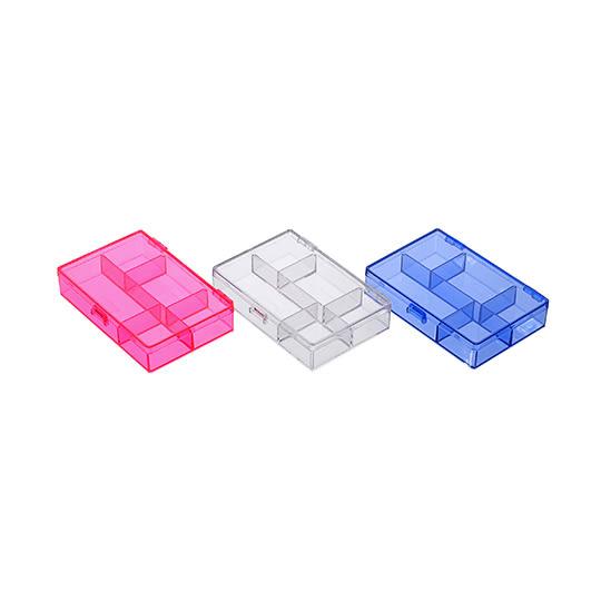 【好市吉居家生活】 聯府 KeyWay TLB-005 5格小物分類盒 收納 置物 小物收納