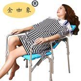 孕婦兒童老人成人洗頭椅家用可躺洗頭躺椅洗頭床洗發椅 熊熊物語