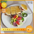 INPHIC-熱壓吐司模型  帕尼尼簡餐 帕尼尼麵包 熱壓吐司-IMFJ008104B