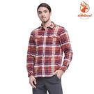 WildLand 男彈性T400格紋保暖襯衫0A82202 (M-2L) / 城市綠洲 (荒野 雙向彈性 格紋襯衫 抗紫外線)