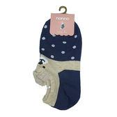 non-no儂儂褲襪《16入》前耳朵動物造型襪-可可熊-27259-3