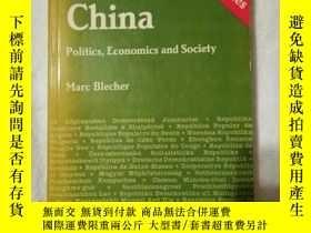 二手書博民逛書店China罕見Politics,Economics and So