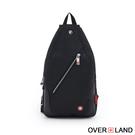 OVERLAND - 美式十字軍 - 率性簡約多層實用胸包 - 3158