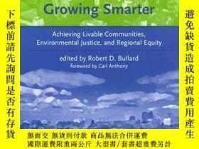 二手書博民逛書店Growing罕見SmarterY364682 Bullard, Robert D. 編 Mit Pr 出版