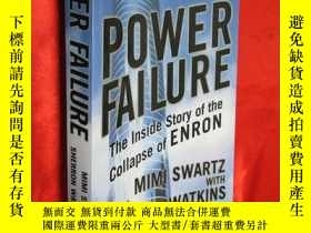 二手書博民逛書店Power罕見Failure: The Inside Story