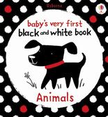 Baby's Very First Black And White Books :Animals 寶寶的第一本黑白小書:動物篇