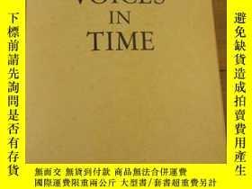 二手書博民逛書店Voices罕見In Time (英文原版)Y27054 Hug
